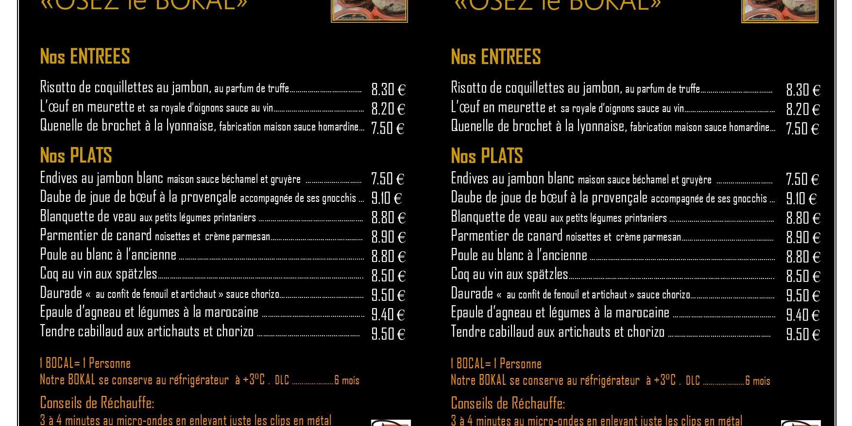 Slide DES BOCAUX